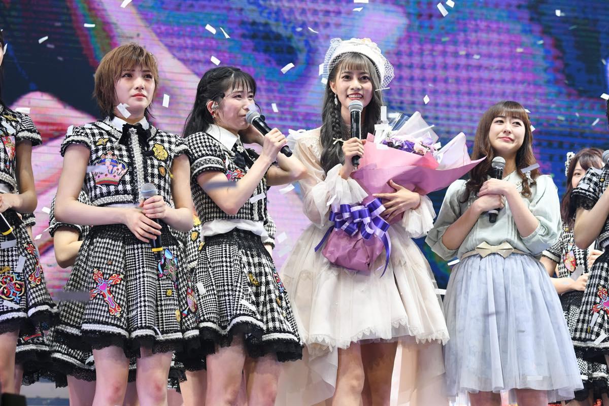 AKB48「阿部マリア卒業セレモニー」を台湾・台北で開催!【写真11枚】の画像001