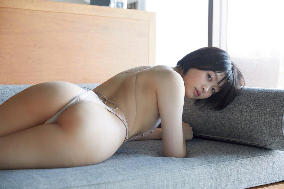 美月絢音「黒髪ショート美少女」が大胆に乱れちゃう【画像11枚】の画像009