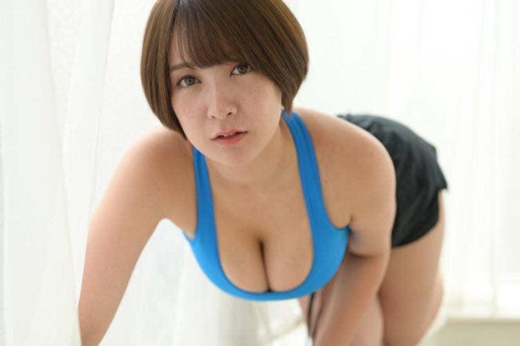 「105cmバスト」紺野栞の画像45