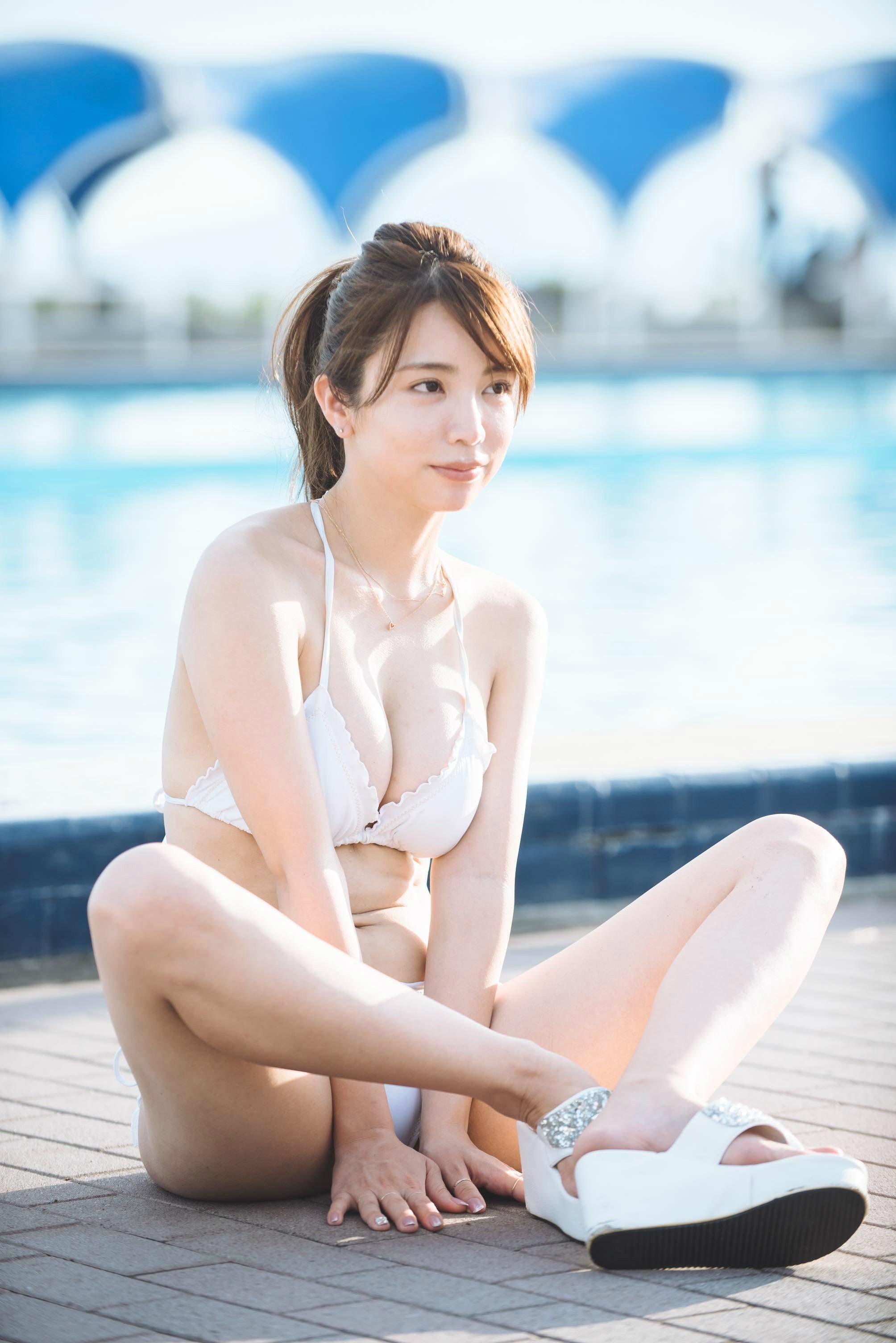 仲村美海、期待の大型新人が見せたフレッシュな白肌!【写真24枚】の画像018