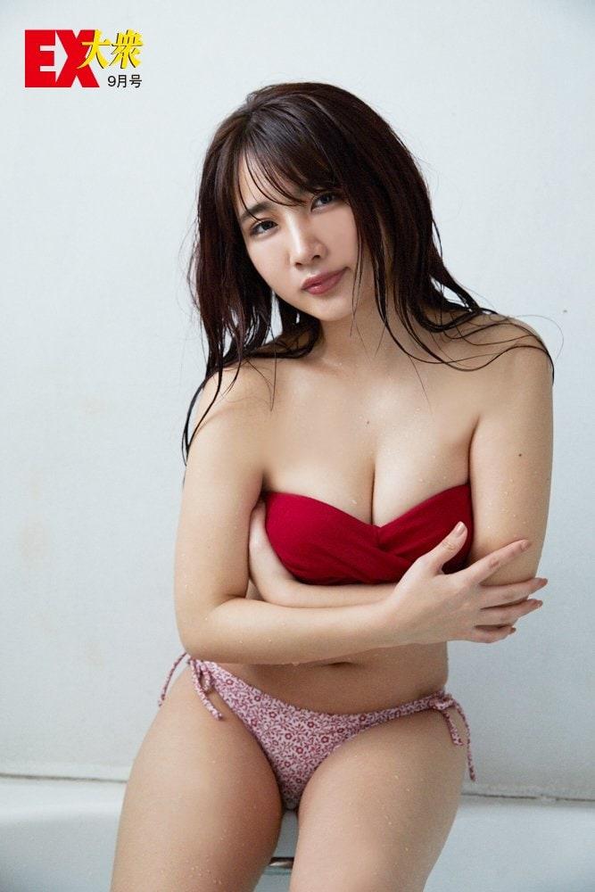 水沢柚乃「10秒グラビア」を使うグラドルに思うところは!? 独占インタビュー2/5【画像8枚】の画像008