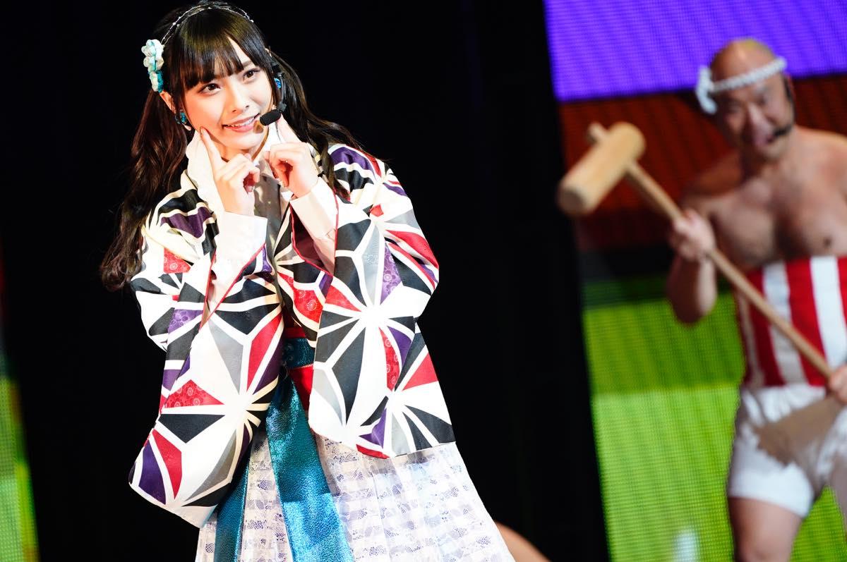 NMB48梅山恋和ソロコンサートの画像1