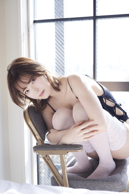 新谷姫加「純白ランジェリー風」『BUBKA』アザーカットを公開!【画像6枚】の画像005