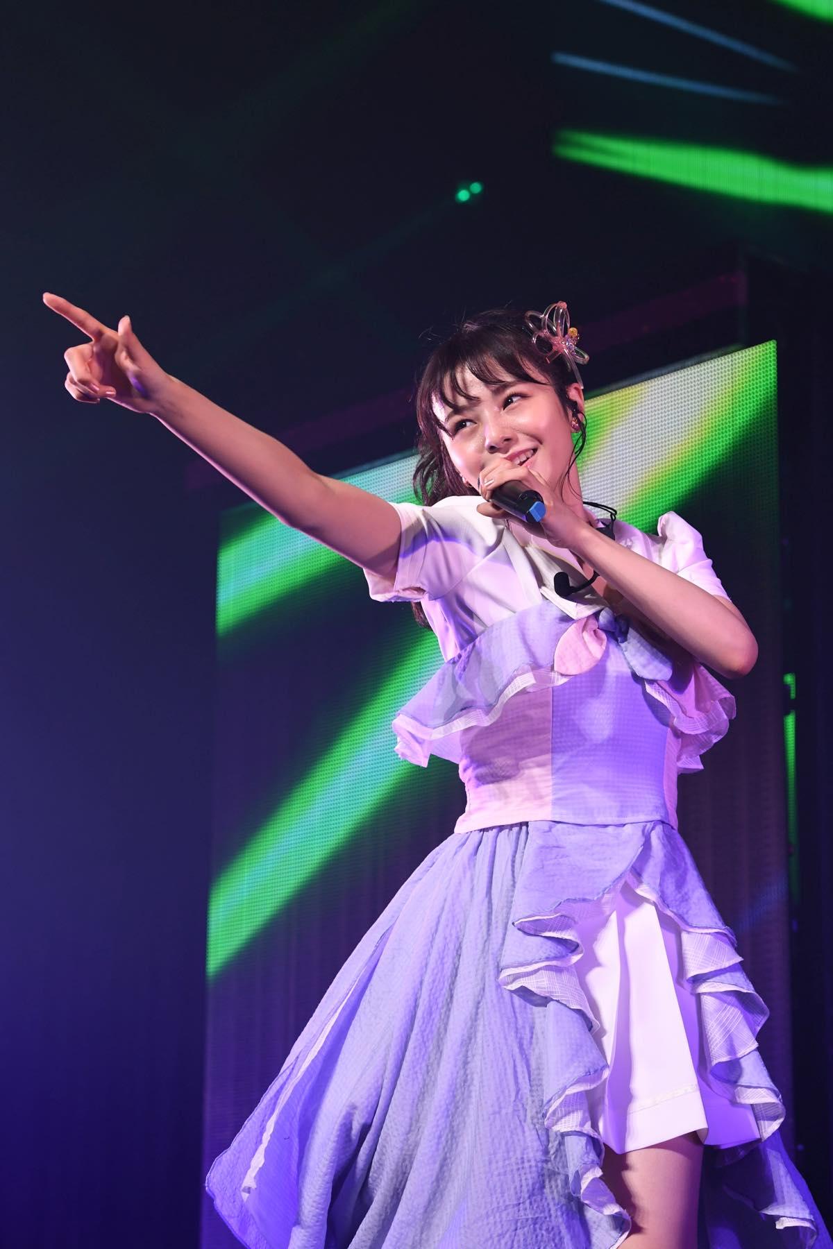 NGT48本間日陽ソロコンサートの画像3