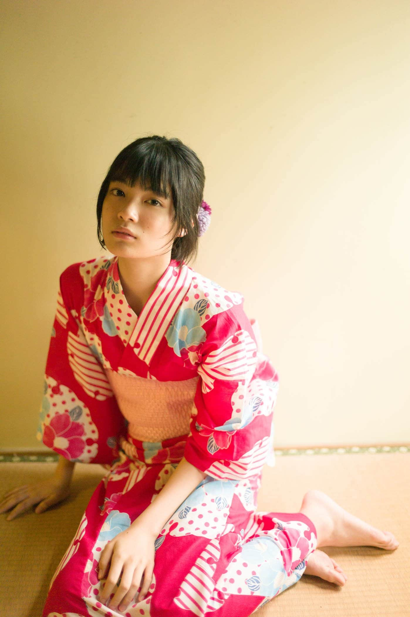 吉田美月喜「16歳の今」を閉じ込めたグラビアが新鮮!【写真5枚】の画像004
