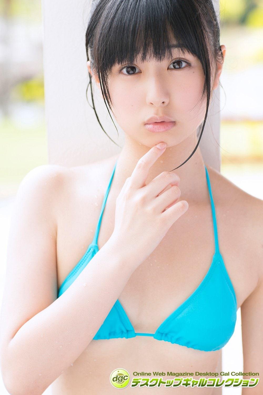 栗田恵美「脱ぎたがり少女」の可憐なビキニ姿!【写真5枚】の画像002