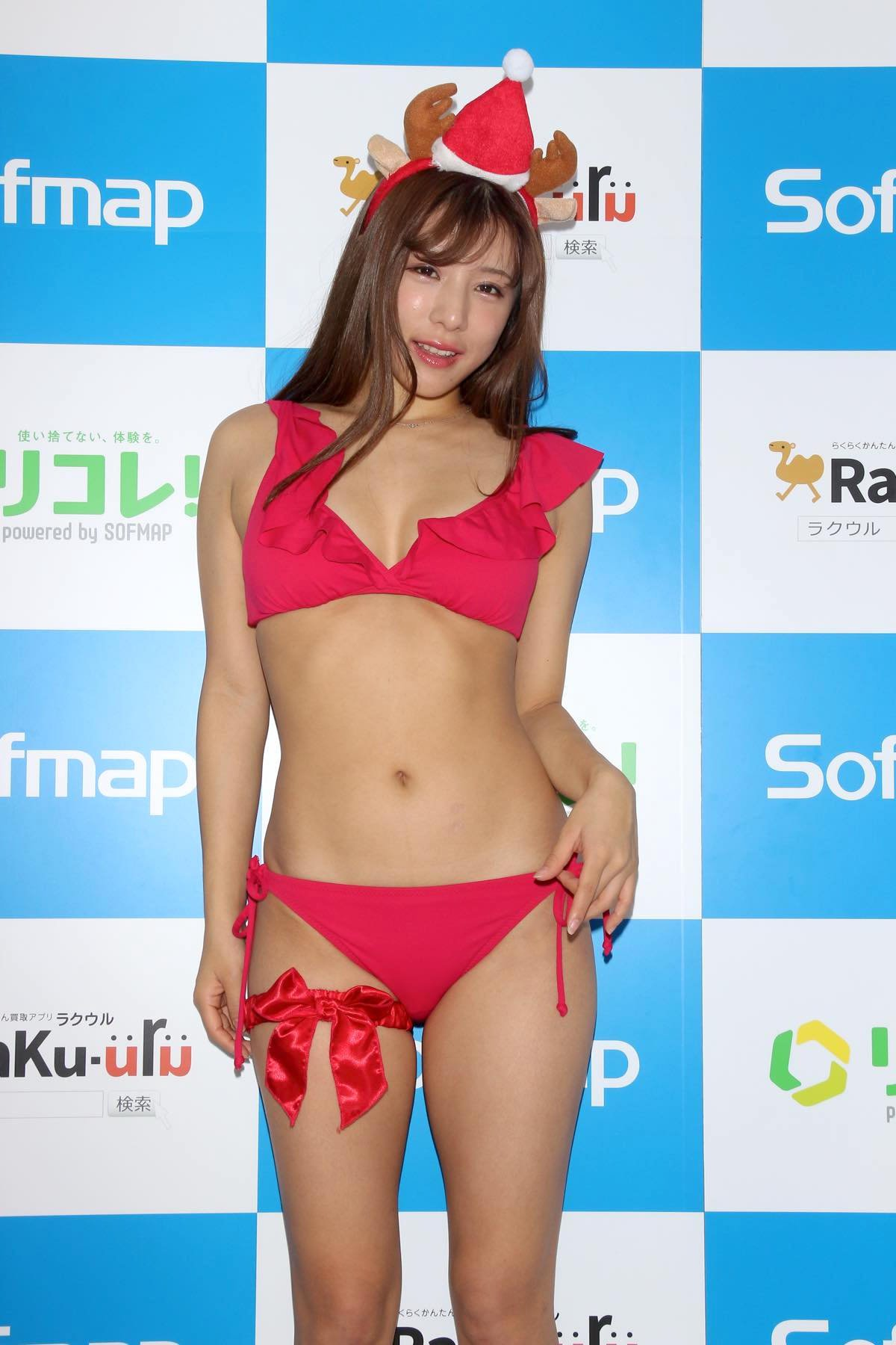 夏本あさみの水着画像4