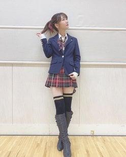 柏木由紀「ファン涙目!」AKB48当時の衣装で「踊ってみた」を披露の画像