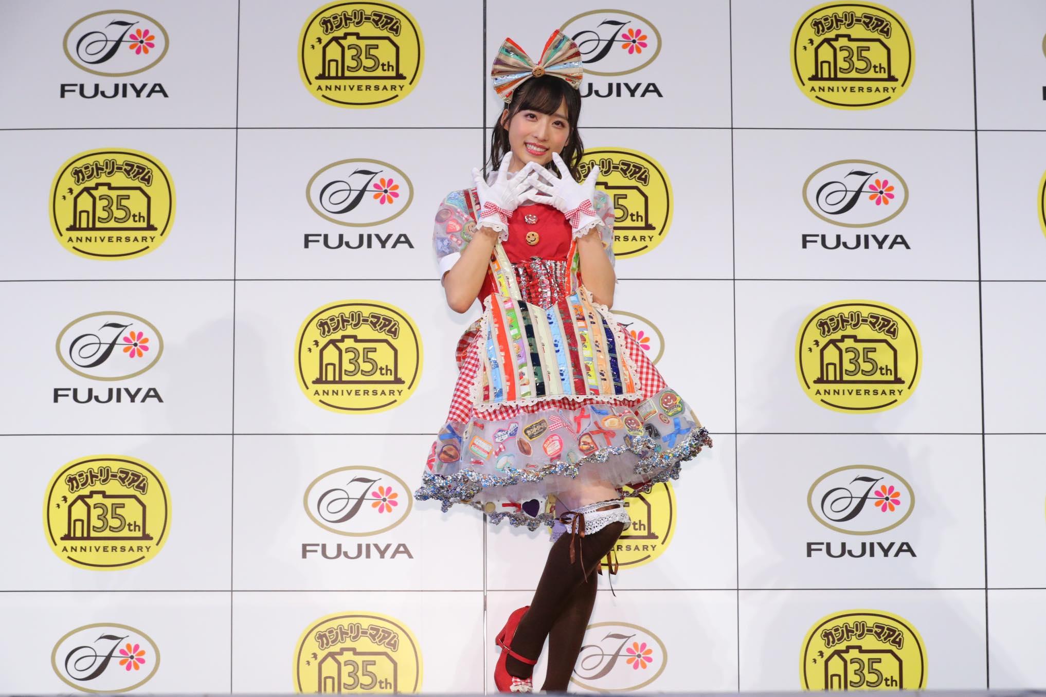 AKB48小栗有以「タピオカミルクティー味」をカントリーマアムの新味に提案【写真32枚】の画像016