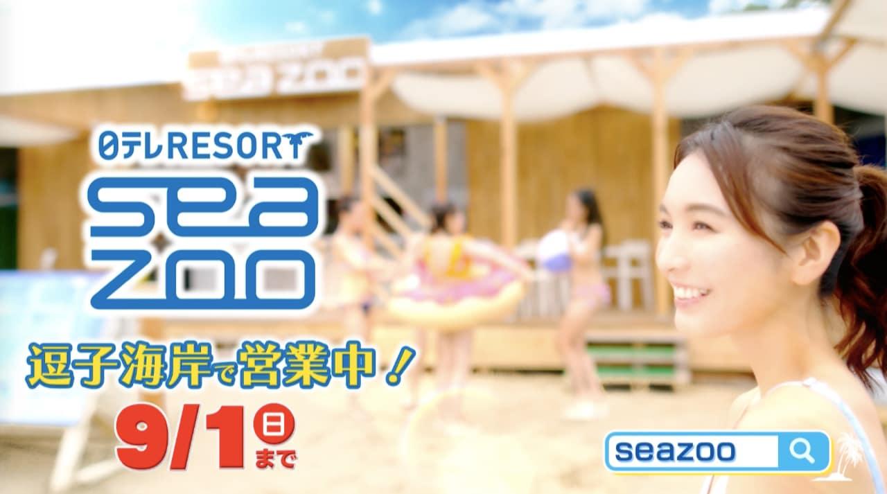 CanCamモデルほのか、海の家「日テレRESORT sea zoo」PR大使に就任!【写真4枚】の画像004