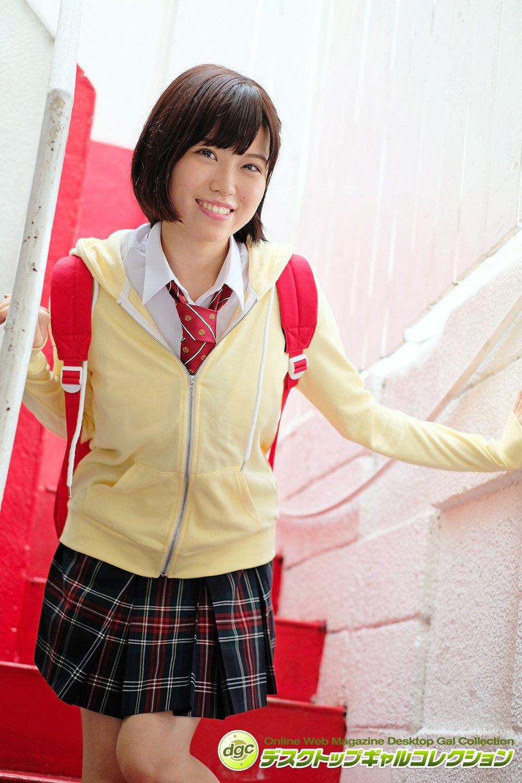 麻亜子「童顔Gカップ美女」のフレッシュ水着が炸裂!【写真5枚】の画像003