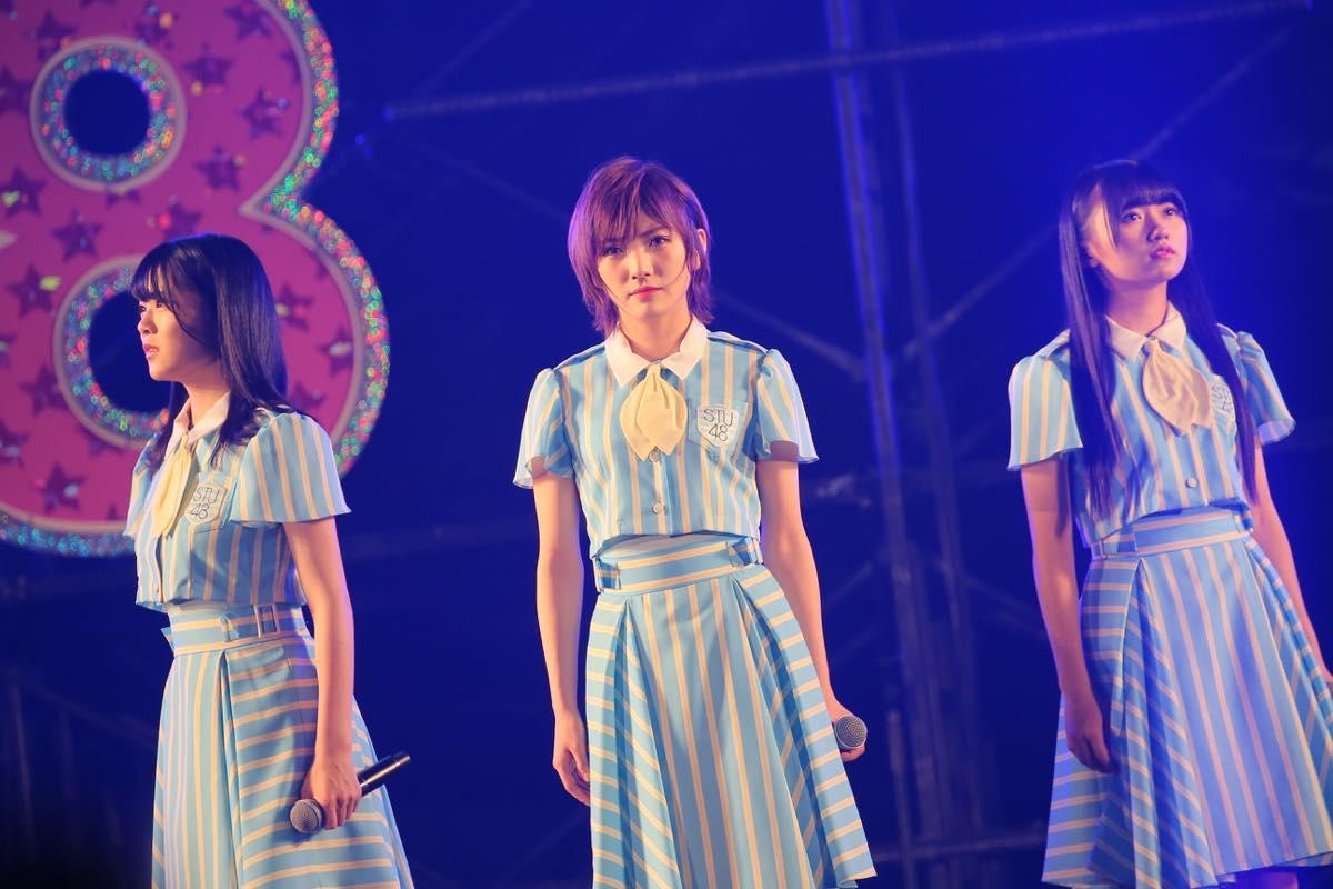 AKB48とSTU48が合同握手会開催!STU48の全国ツアー開催も発表【写真20枚】の画像006