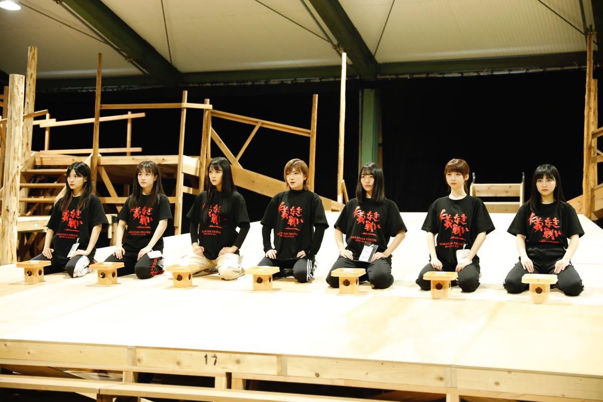 AKB48グループメンバーが『仁義なき戰い』上演に向けて猛特訓中!【写真13枚】の画像012