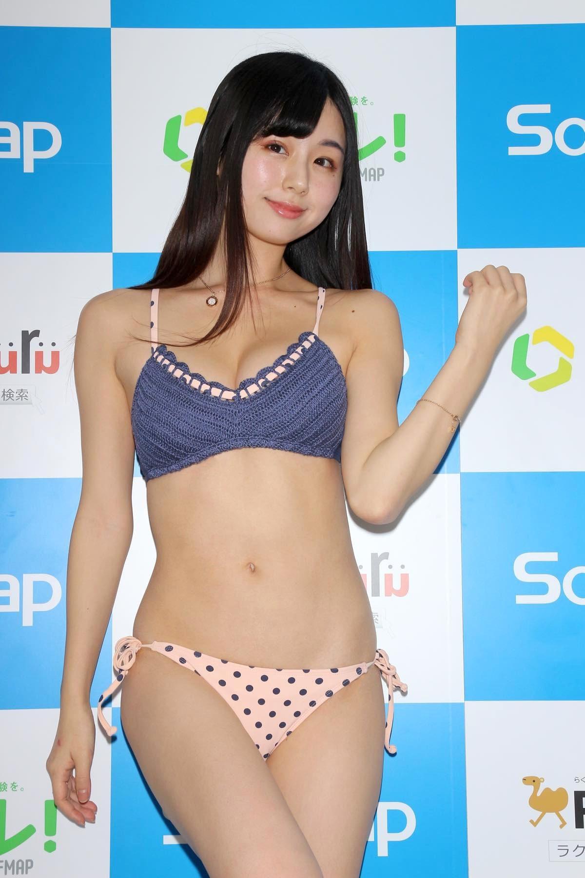 くりえみの水着画像3