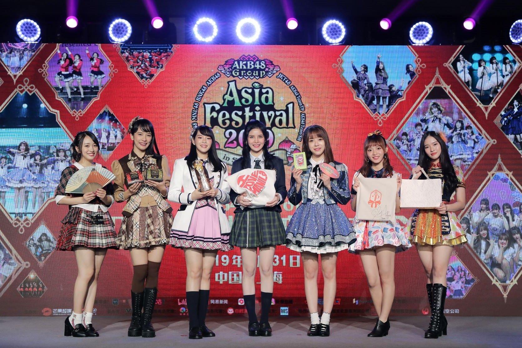 AKB48 7グループが「Asia Festival」を上海で開催することを決定!【写真5枚】の画像004