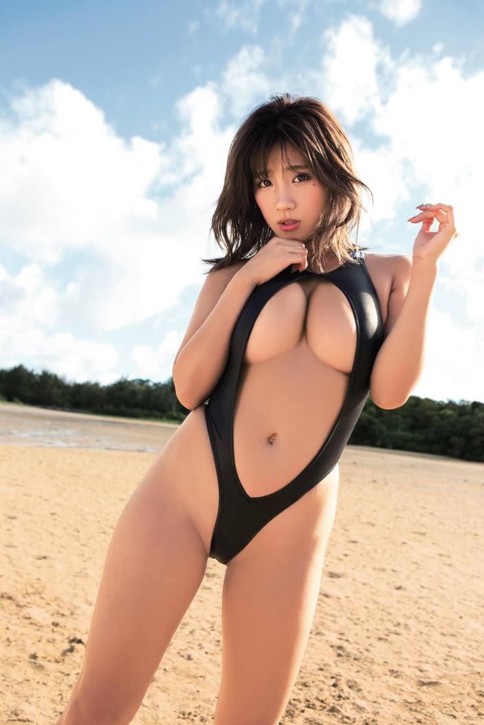 """森咲智美が3位、1位は誰!? """"水着グラビア""""12月の人気ランキングの画像003"""