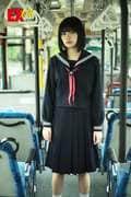 欅坂46藤吉夏鈴の本誌未掲載カット3枚を大公開!【EX大衆5月号】の画像002
