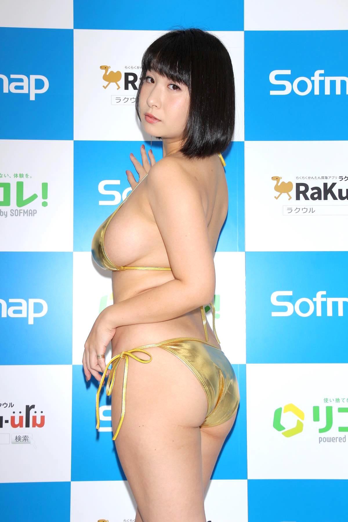 桐山瑠衣の水着画像8