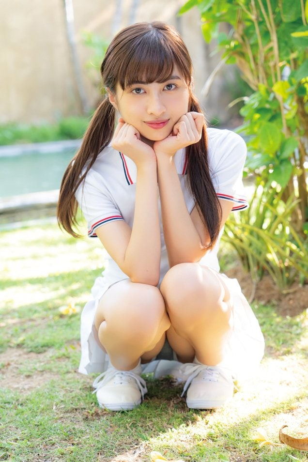 高坂琴水「今、パンツ見たでしょ!」現役アイドルがびっしょびしょ【写真8枚】の画像006