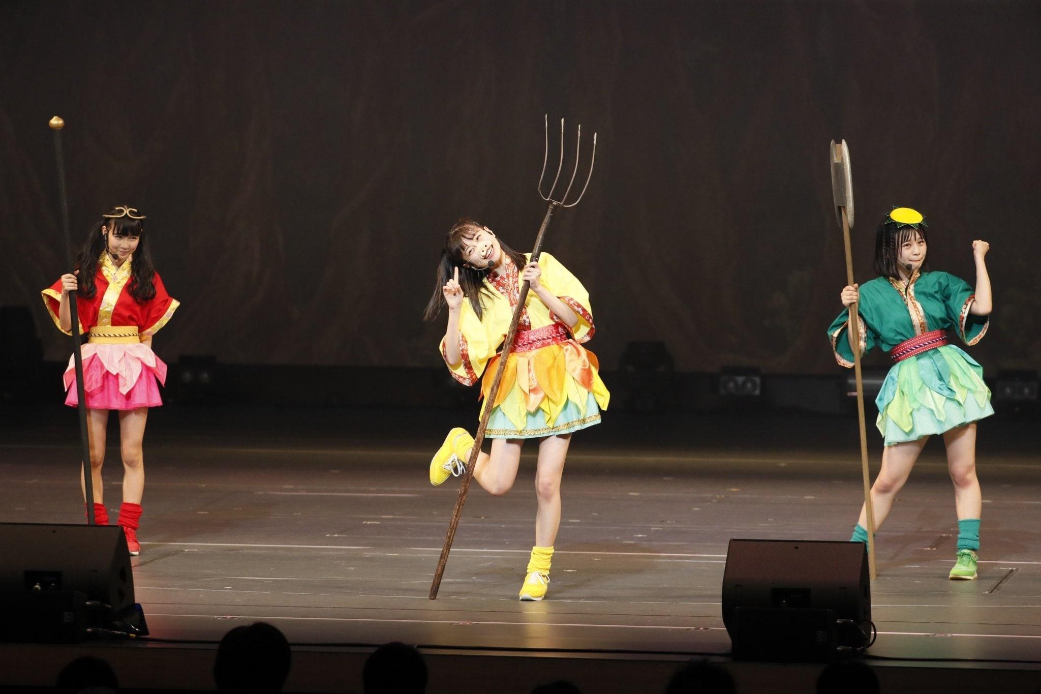 HKT48の若手メンバー、〈F24〉の公演が満員御礼!【写真20枚】の画像015