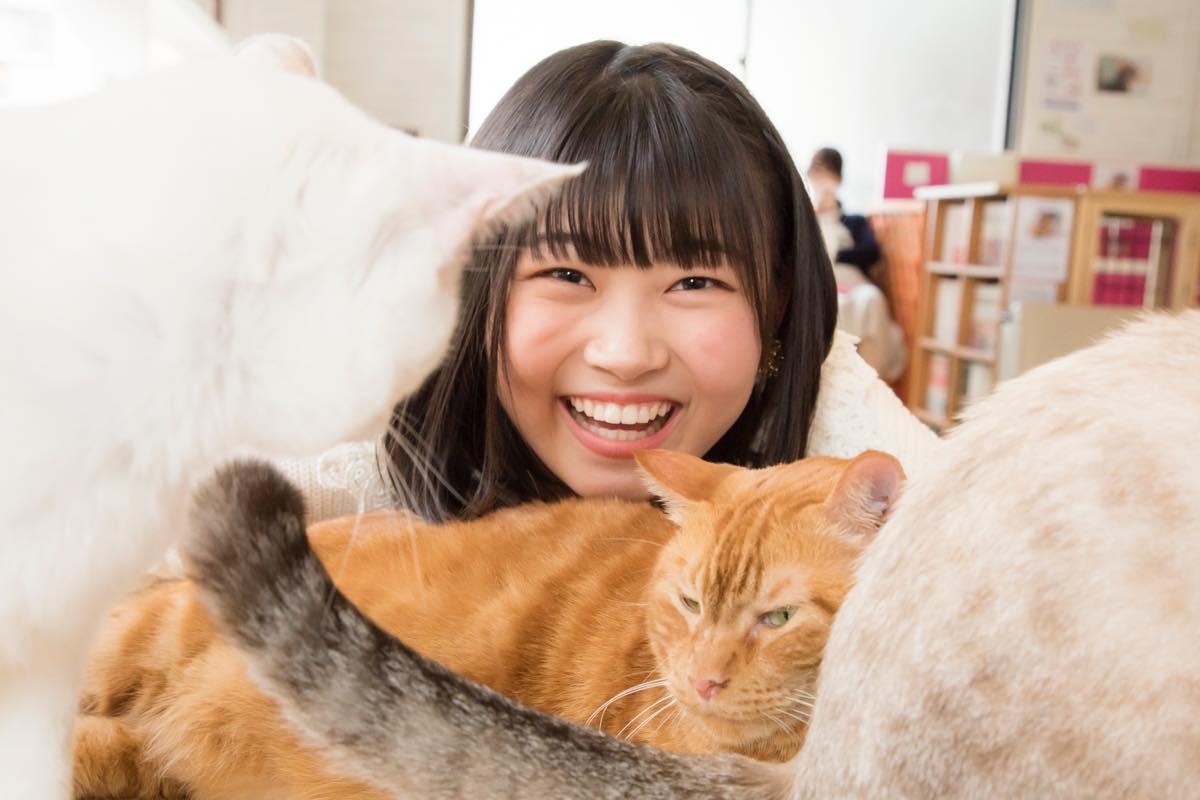 小澤愛実「猫に愛されることはできるのか」【写真48枚】【連載】ラストアイドルのすっぴん!vol.19の画像044