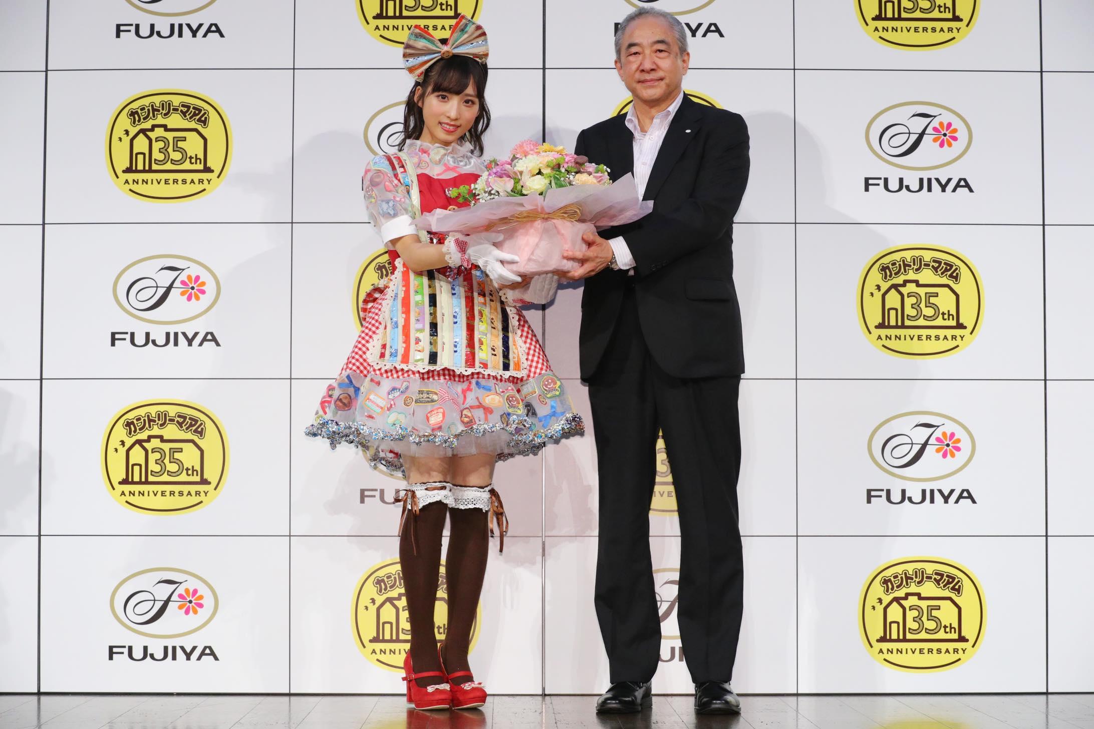 AKB48小栗有以「タピオカミルクティー味」をカントリーマアムの新味に提案【写真32枚】の画像027