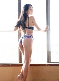 フィギュア美女・澤山璃奈「完璧なプリプリ美尻」色っぽいランジェリー姿に…【画像2枚】の画像
