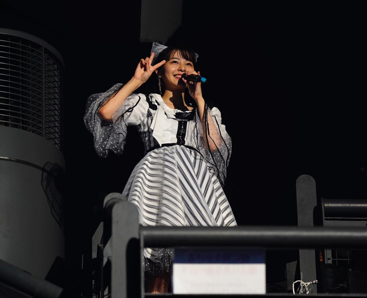 NGT48本間日陽ソロコンサートの画像5