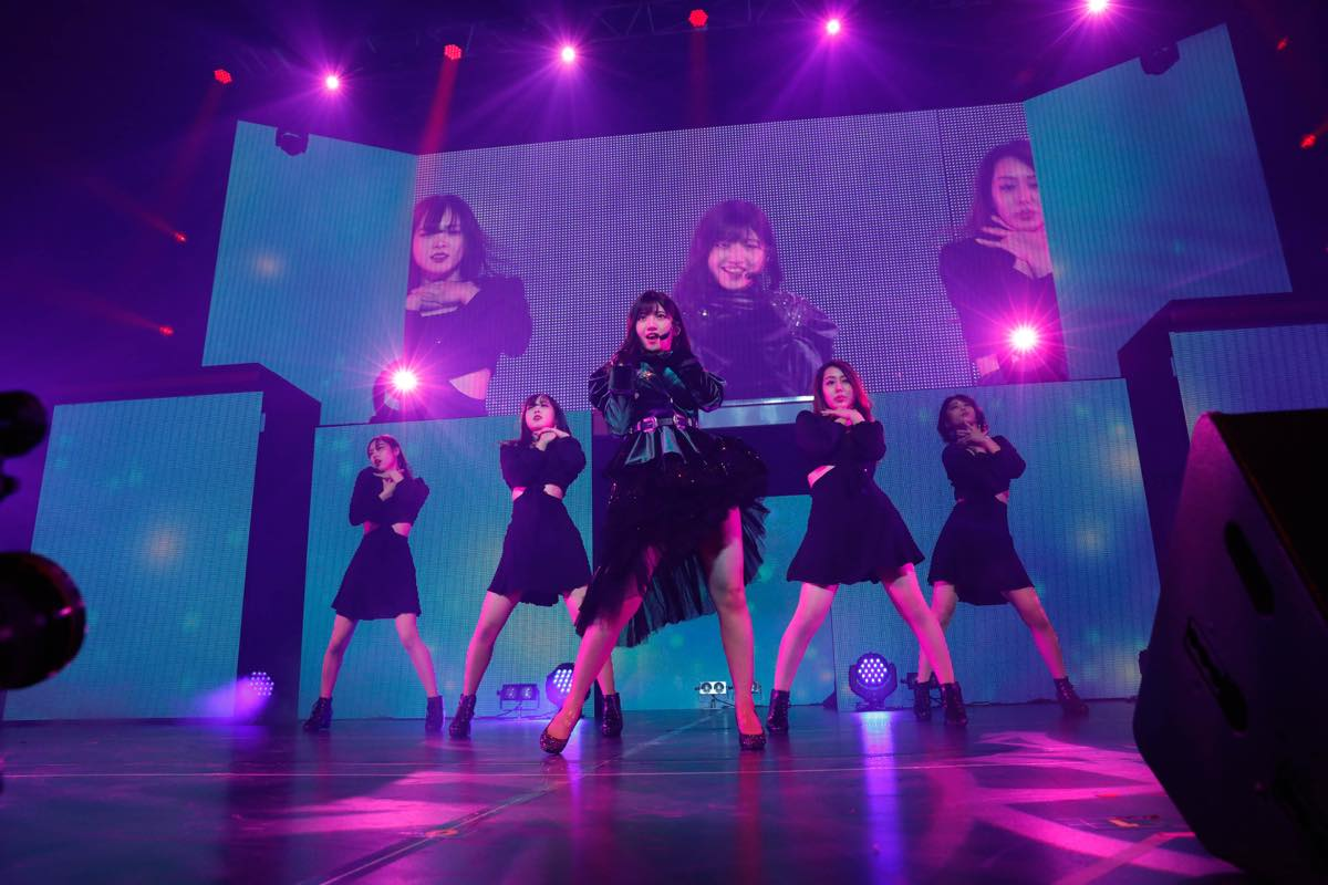 AKB48ゆうなあ(村山彩希、岡田奈々)ソロコンサートの画像3