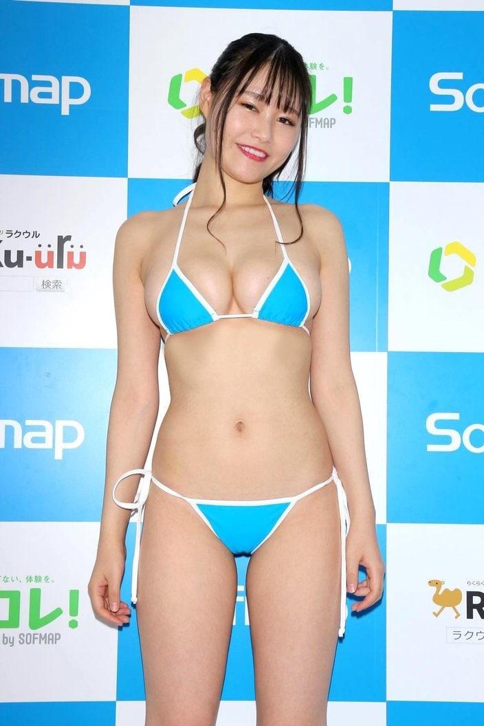 """4位は東坂みゆ、1位はあの""""お尻""""美女!「水着コンテンツ」2020年6月の人気ランキングの画像"""