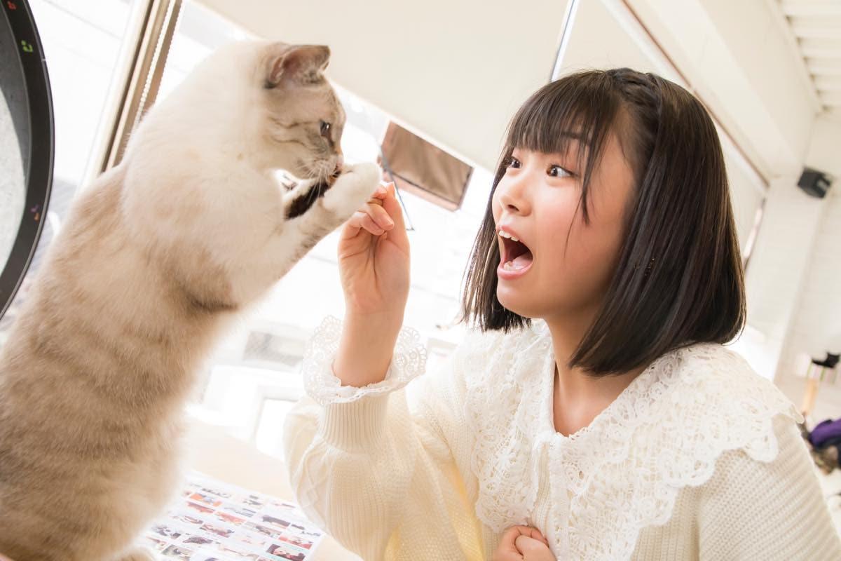 小澤愛実「猫に愛されることはできるのか」【写真48枚】【連載】ラストアイドルのすっぴん!vol.19の画像026