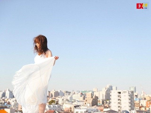 【本誌未公開】HKT48村重杏奈さん編<EX大衆1月号>の画像002