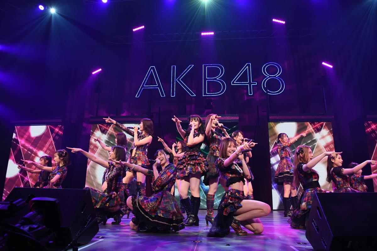 AKB48全国ツアー2019~楽しいばかりがAKB!~チームツアーファイナル公演レポート【写真28枚】の画像021