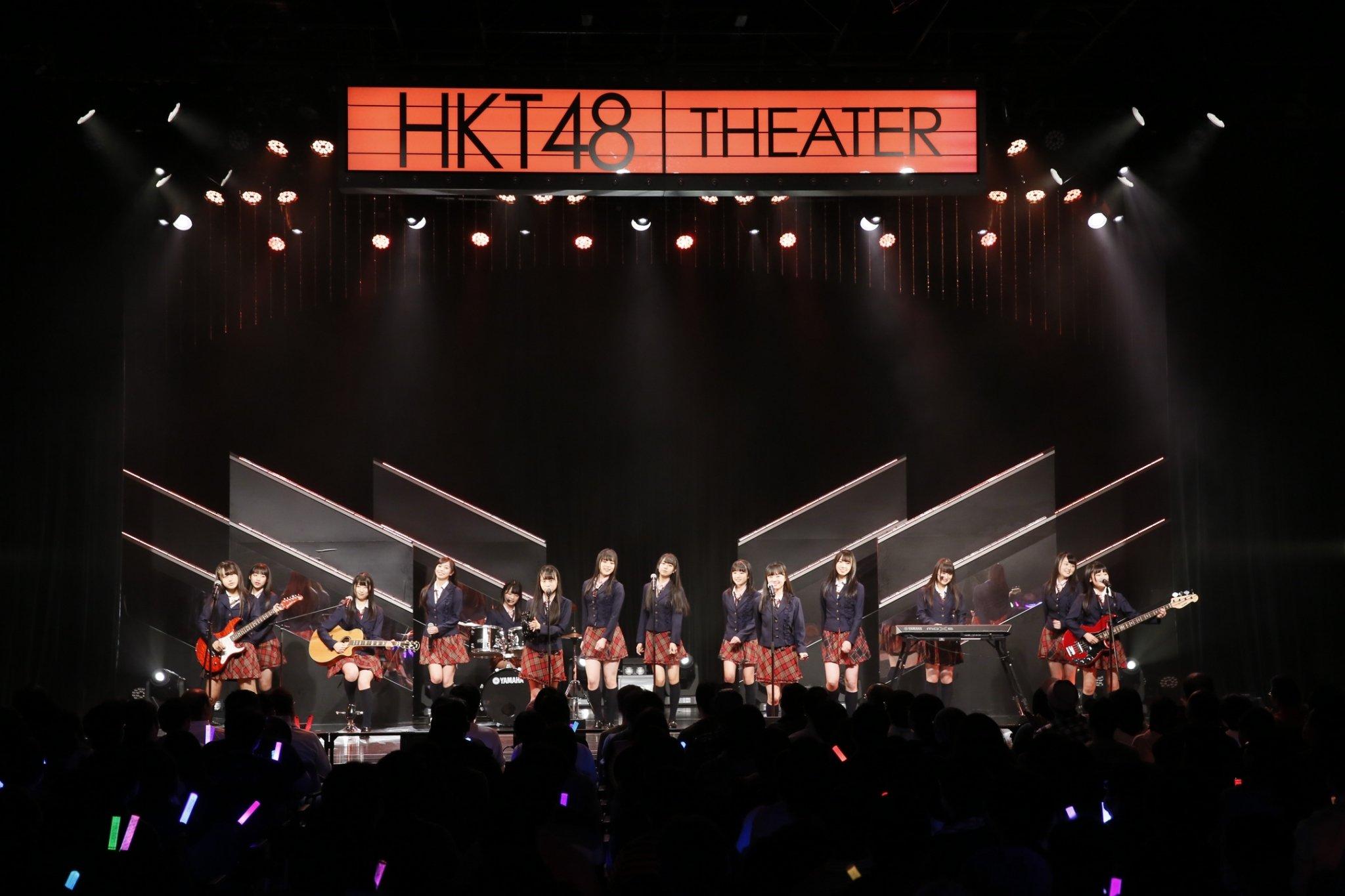 HKT48研究生初の公演「脳内パラダイス」が開幕!【写真15枚】の画像005