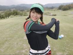 SKE48山内鈴蘭はゴルフスコア80!他、スポーツが得意なアイドルを徹底調査の画像