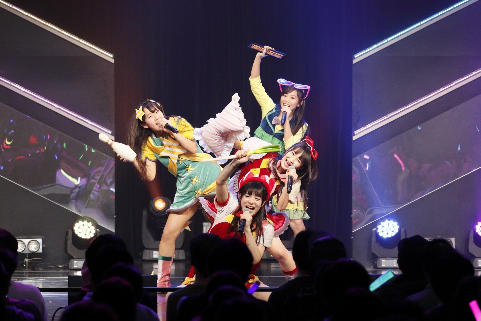 HKT48研究生初の公演「脳内パラダイス」が開幕!【写真15枚】の画像012