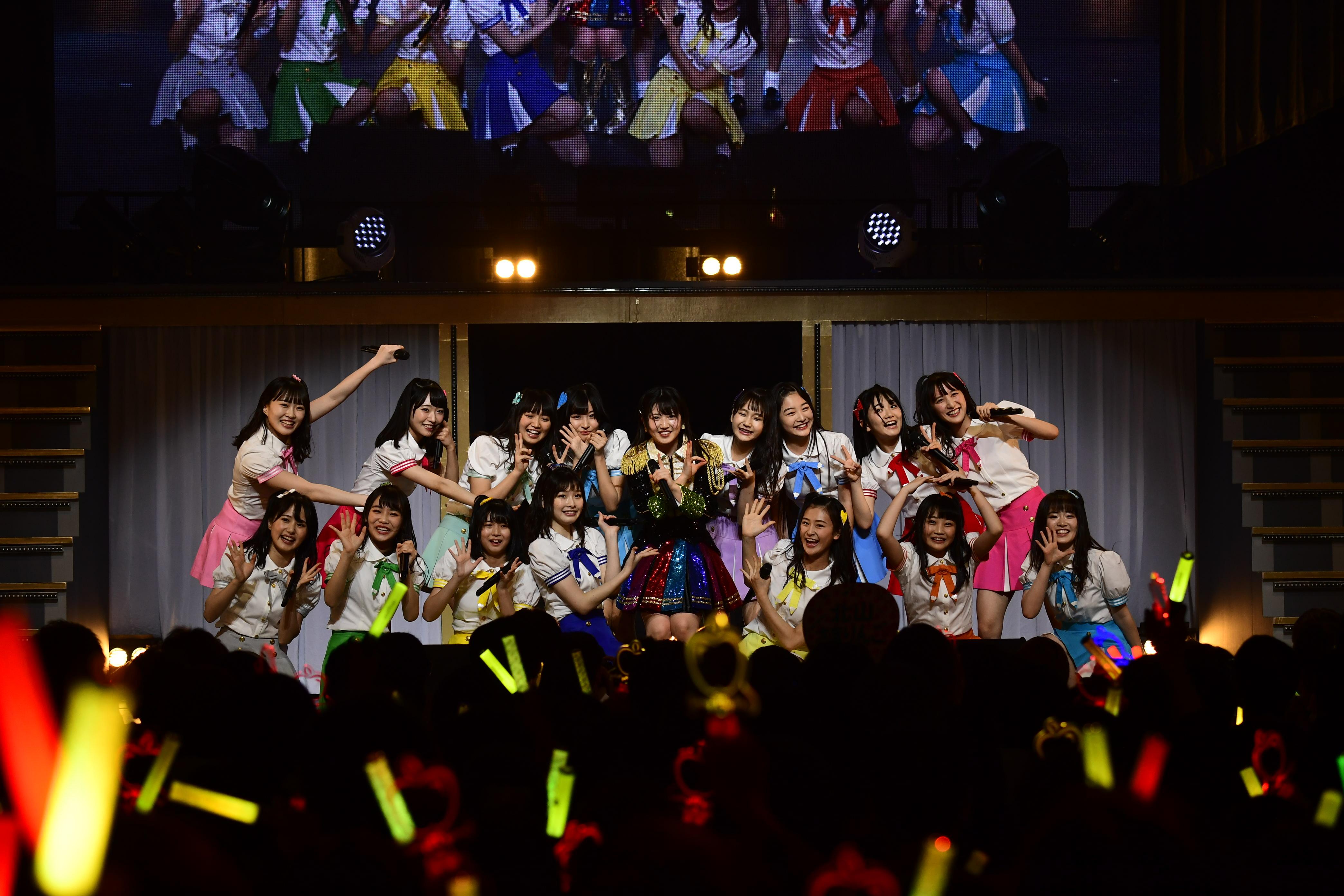 AKB48村山彩希、ソロコンサートで「劇場に人生捧げます」と宣言!【写真9枚】の画像001