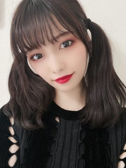 元AKB48島崎遥香「ぴえん系」地雷メイクに挑戦!?の画像