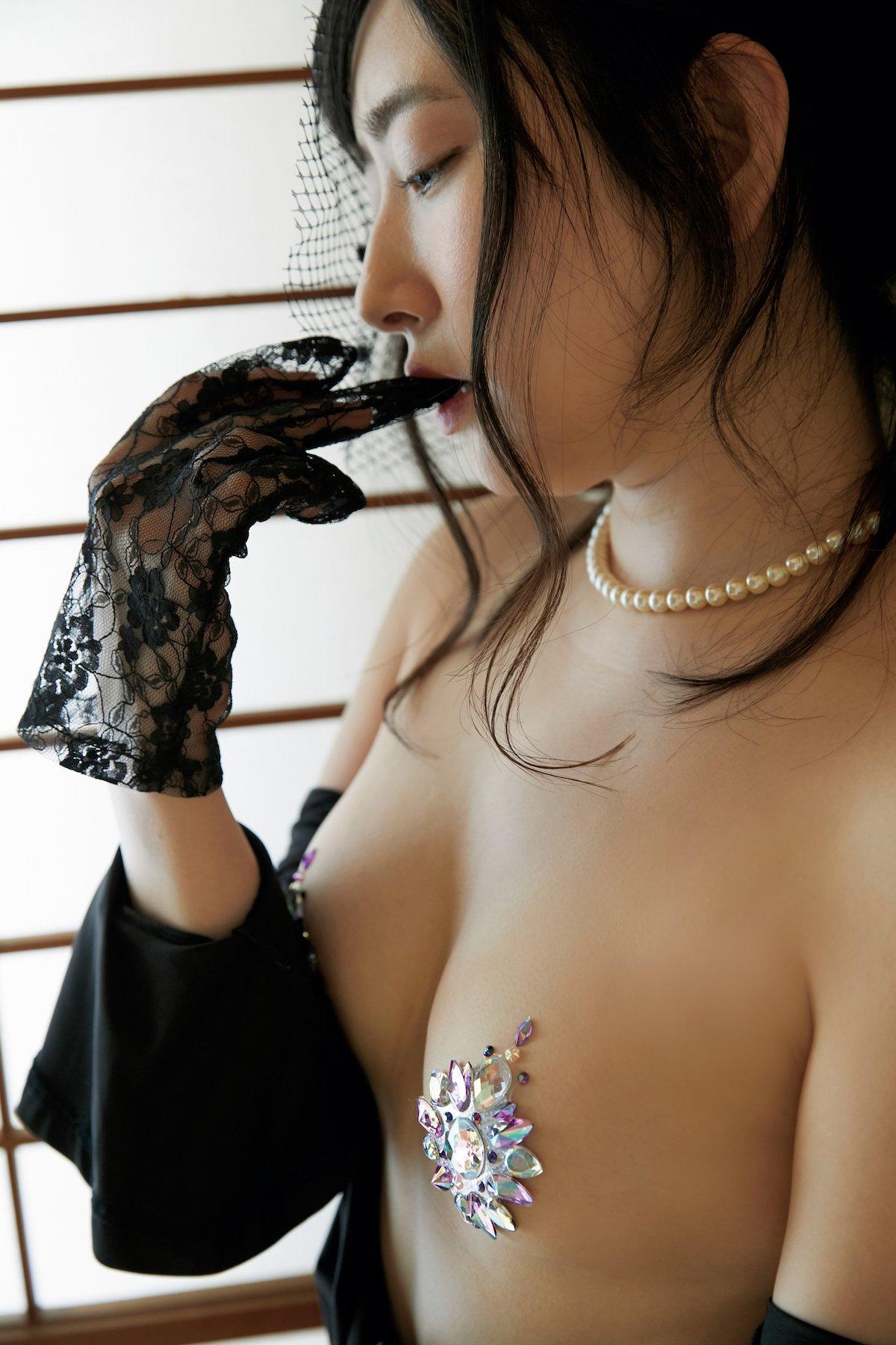 加藤圭「女優さんというのはあんまり考えてなくて。いまはやっぱり、いまの路線だけでいいかなって(笑)」【独占告白12/12】【画像42枚】の画像003