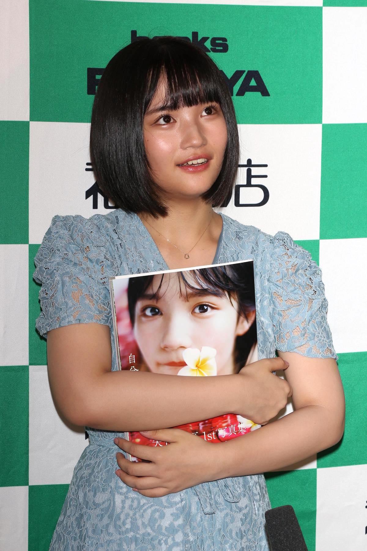 AKB48矢作萌夏「頑張っちゃった」1st写真集の見どころは?【写真28枚】の画像024