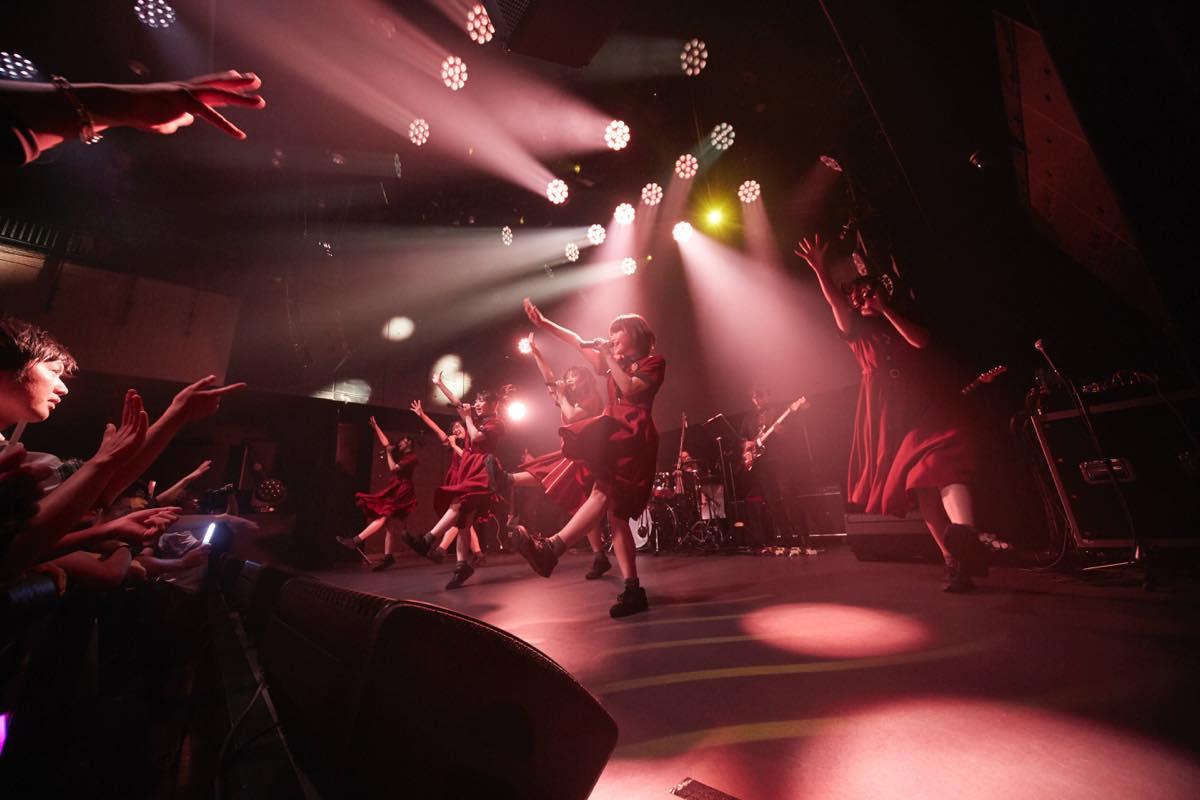 tipToe.現体制最後のバンドセットで最も激しい6人のステージ!7thワンマンライブ「MUSIC」レポート【写真12枚】の画像011