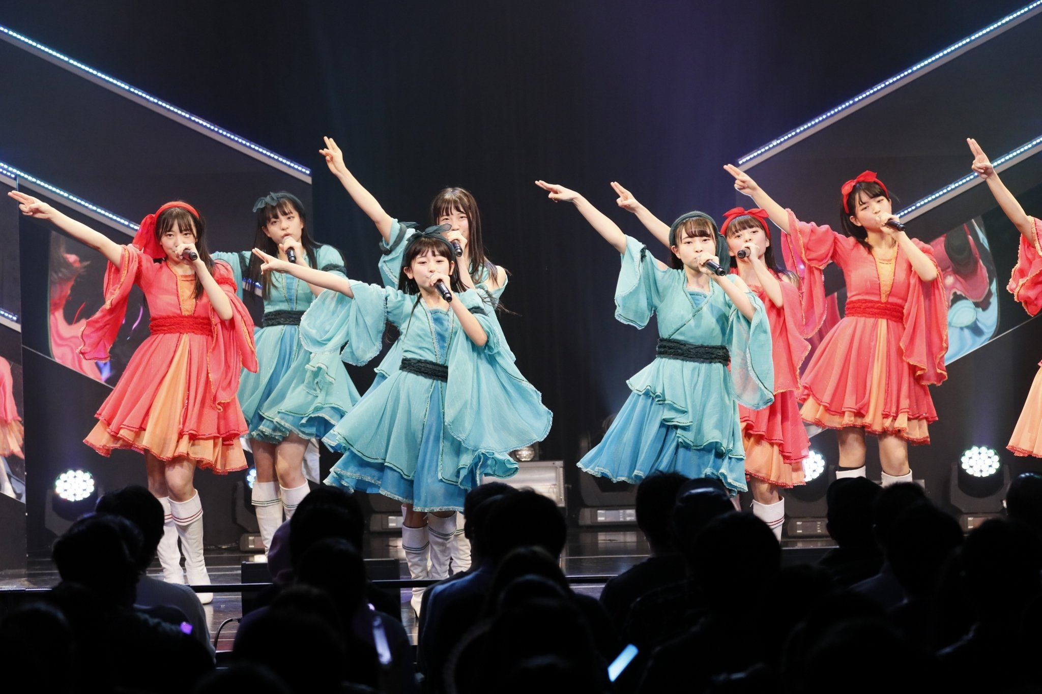 HKT48研究生初の公演「脳内パラダイス」が開幕!【写真15枚】の画像013