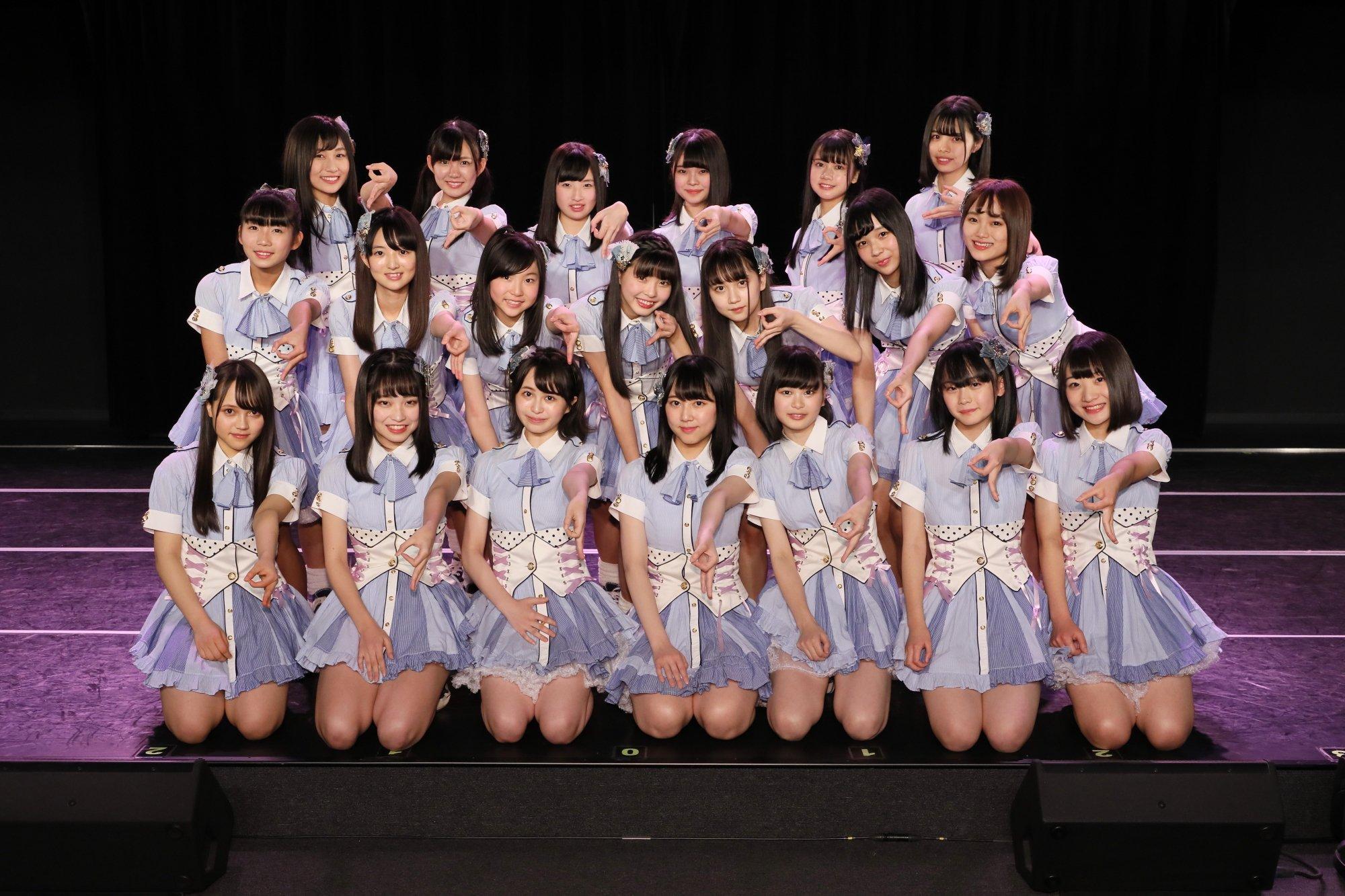 SKE48、9期生が加わり総勢77人で飛躍を誓う!【写真12枚】の画像001