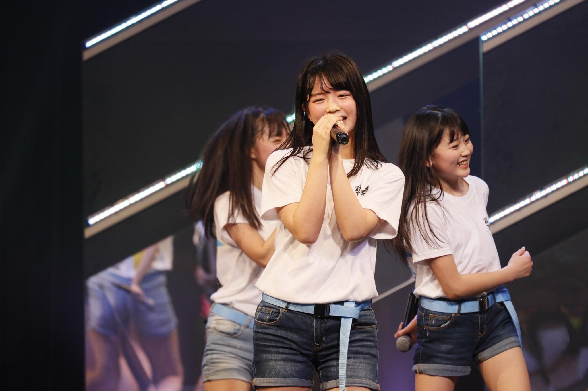 HKT48研究生初の公演「脳内パラダイス」が開幕!【写真15枚】の画像015