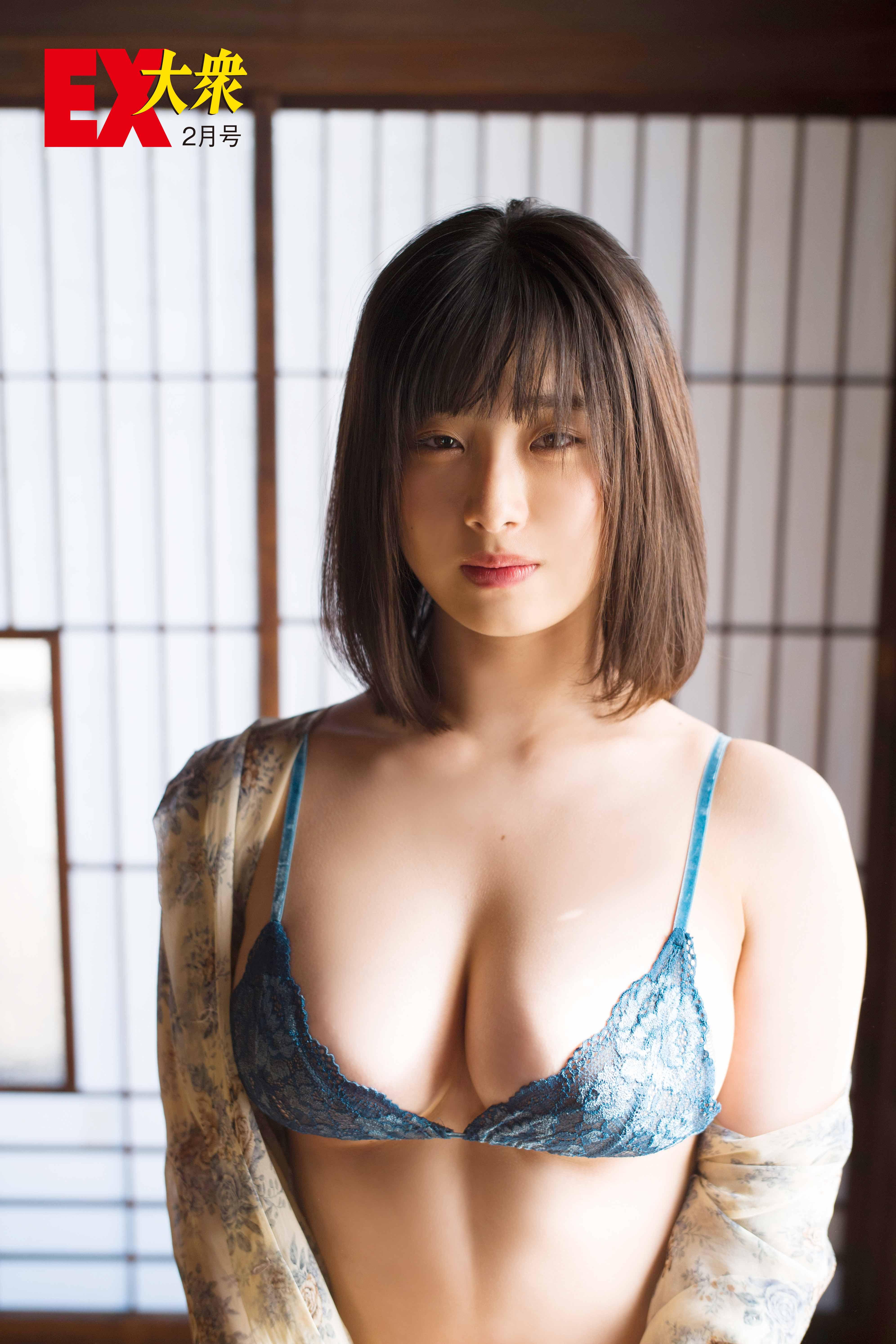 大間乃トーコの本誌未掲載カット6枚を大公開!【EX大衆2月号】の画像004