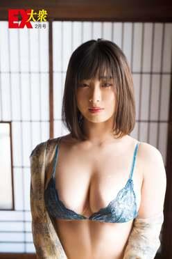 大間乃トーコの本誌未掲載カット6枚を大公開!【EX大衆2月号】の画像