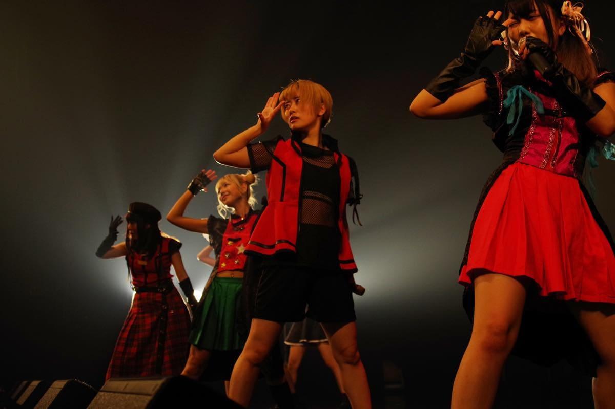 """めろん畑 a go go""""ロッキンなマスクアイドル""""が、新たな仲間とワンマンライブを開催!【写真22枚】の画像018"""