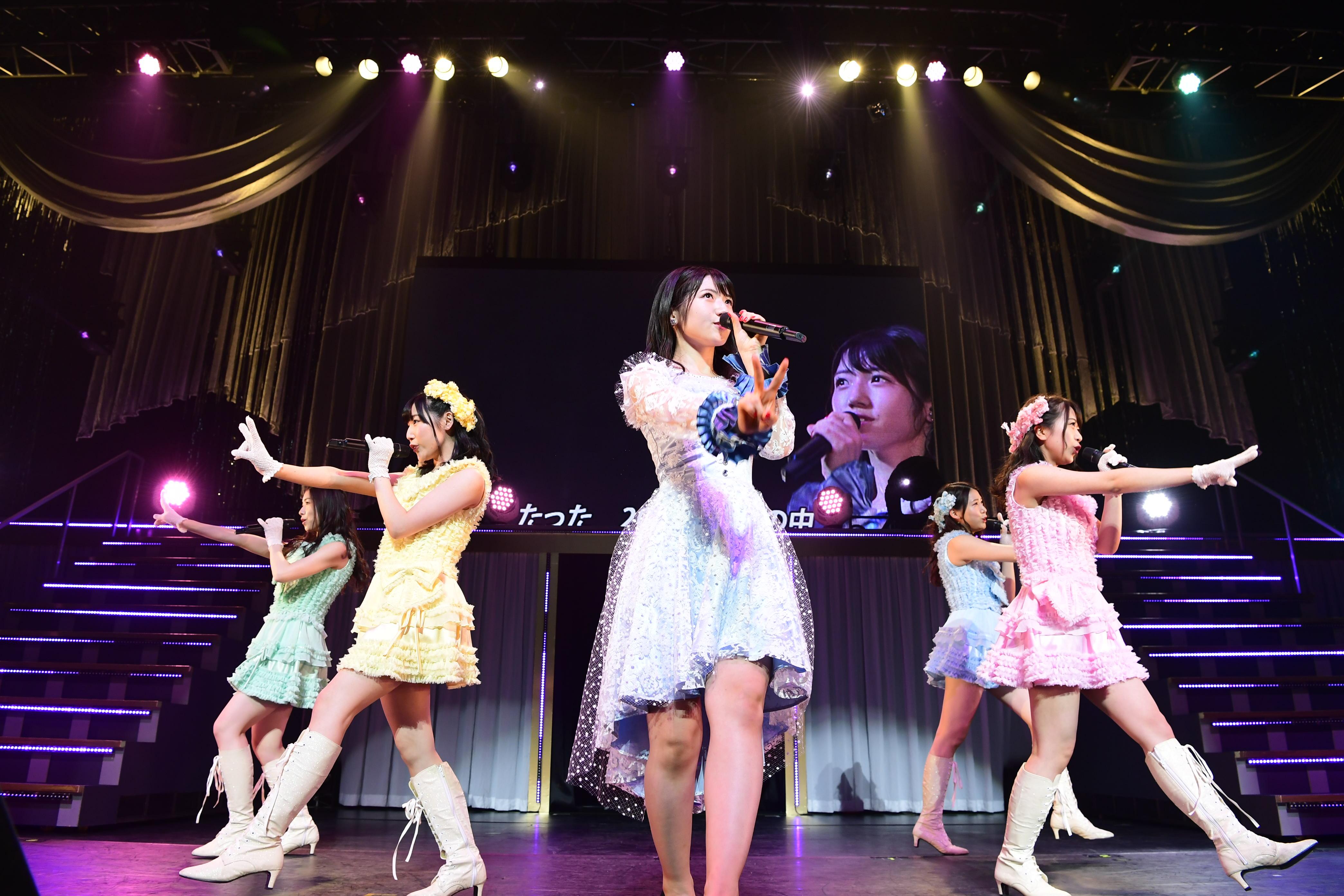 AKB48村山彩希、ソロコンサートで「劇場に人生捧げます」と宣言!【写真9枚】の画像007