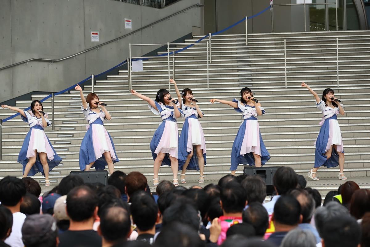 AKB48矢作萌夏、堂々のセンターで新曲『サステナブル』を披露!【画像15枚】の画像014