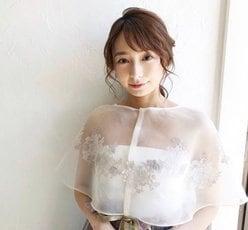 宇垣美里「シースルドレスで肌透け!」花嫁にしたい天使級美女の画像